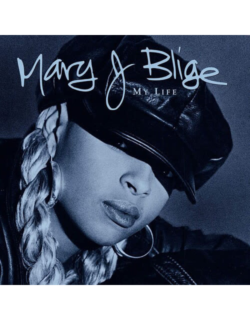 Mary J. Blige – My Life (25th Anniversary Edition) 2LP