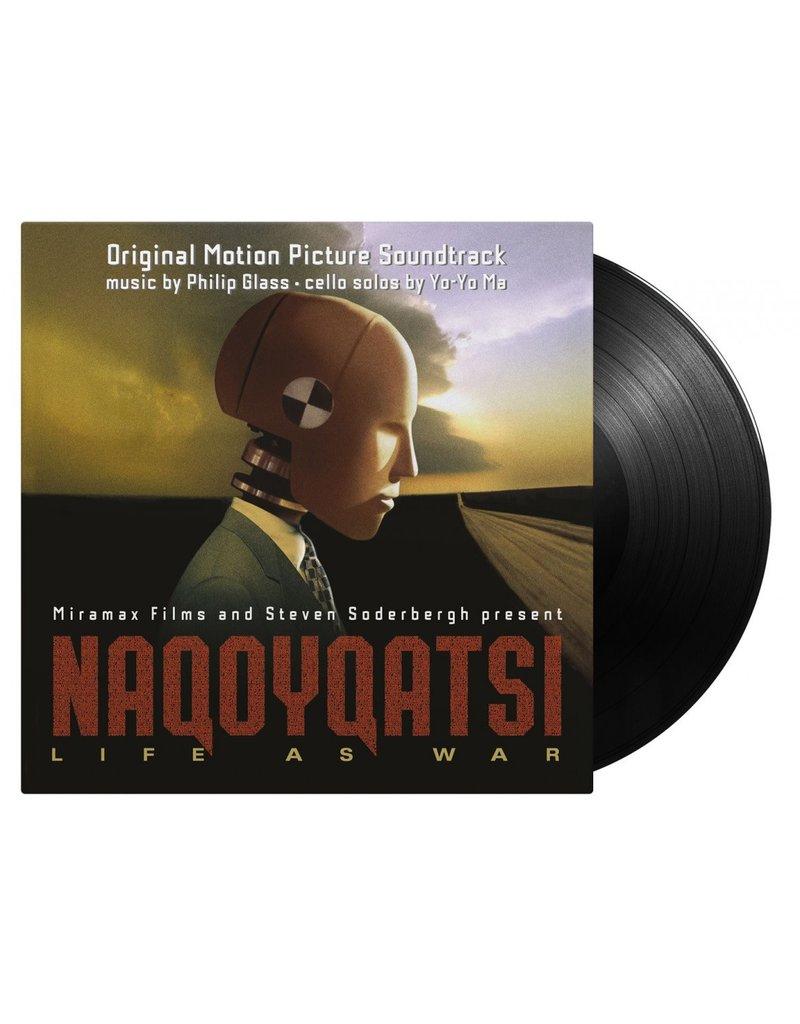 Philip Glass, Yo-Yo Ma – Naqoyqatsi: Life As War (Original Motion Picture Soundtrack) 2LP