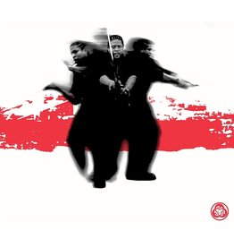 The RZA ‎– Ghost Dog: The Way Of The Samurai (Music From The Motion Picture) CD