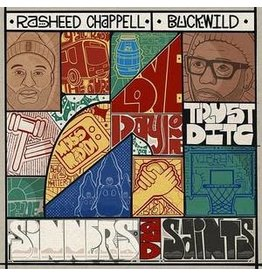 Rasheed Chappell - Sinners And Saints CD