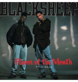 """Black Sheep – Flavor Of The Month 7"""""""