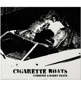 Curren$y & Harry Fraud ‎– Cigarette Boats CD