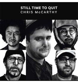 Chris McCarthy - Still Time To Quit LP