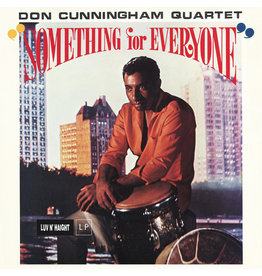 Don Cunningham Quartet - Something For Everyone LP [RSD2020 Reissue], Limited 500, Mono, Remastered