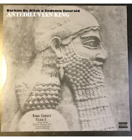 Darkim Be Allah, Endemic Emerald – Antediluvian King LP