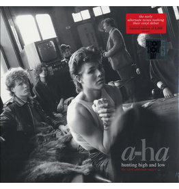 RK A-HA - HUNTING HIGH AND LOW/THE EARLY ALTERNATE MIXES LP [RSD2019]