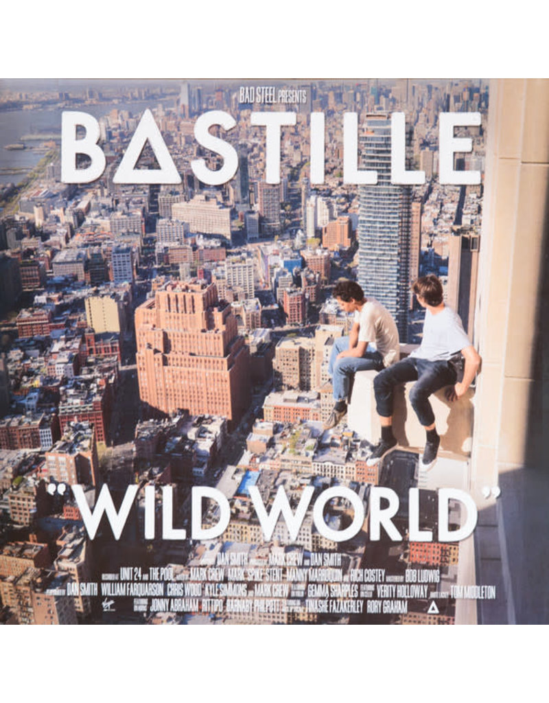 RK BASTILLE - WILD WORLD 2LP