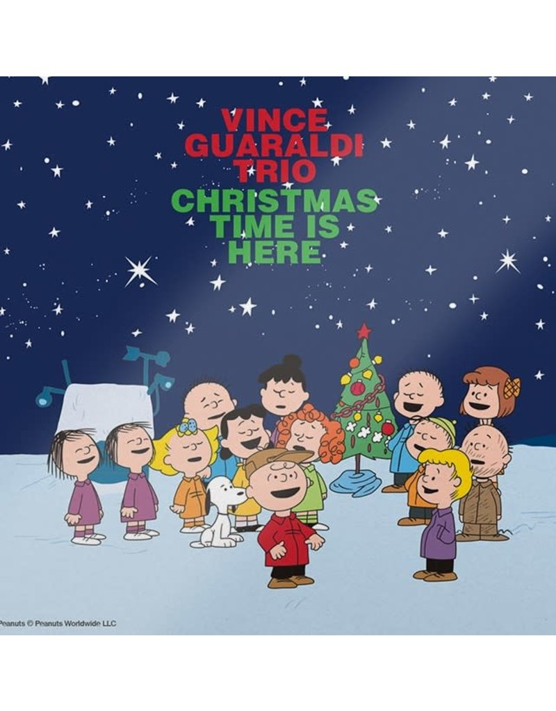 Vince Guaraldi Trio - Christmas Time Is Here [RSD BF 2020]