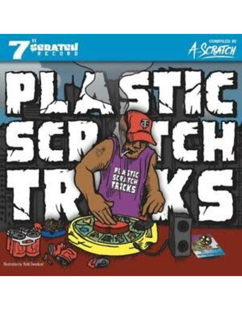"""A-Scratch - Plastic Scratch Tricks 7"""""""