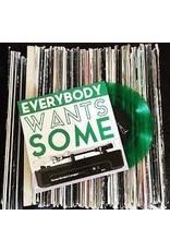 "BB Texas Scratch League - Everybody Wants Some 7"" (2017), Green Vinyl"
