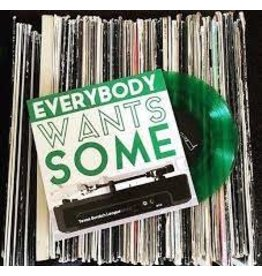 "BB Texas Scratch League - Everybody Wants Some 7"" (2017), Green Vinyl"