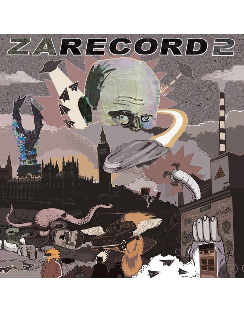 """NMCP STUDIO - ZARECORD2 SKRATCH RECORD 7"""""""