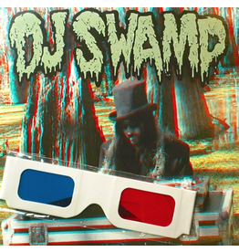 "BB DJ SWAMP  - SWAMP 3D (BLACK 7"")"