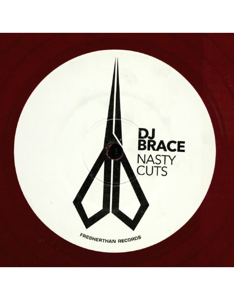 "DJ Brace - Nasty Cuts 7"""