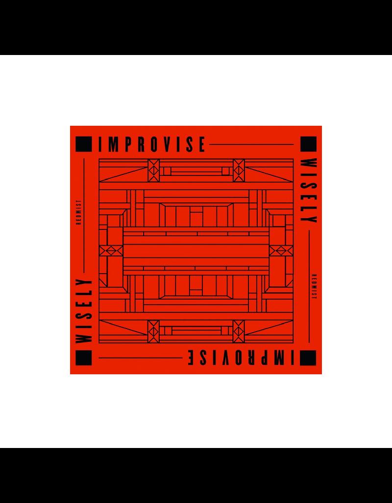 "BB REDMIST - IMPROVISE WISELY 7"""
