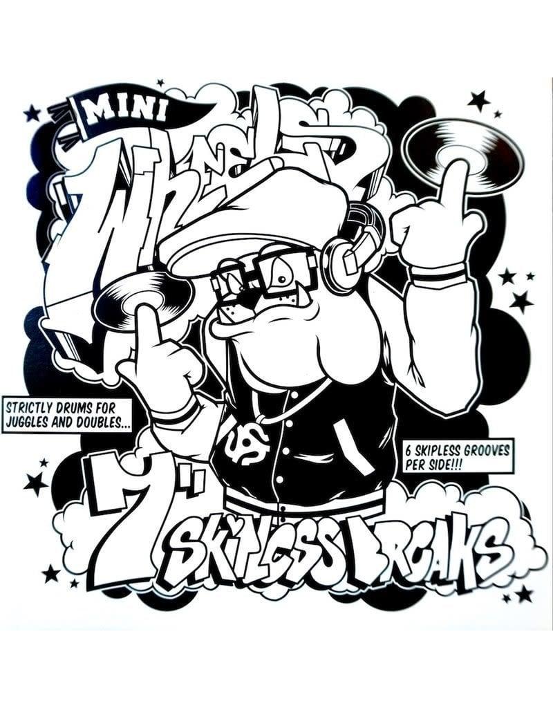 """BB DJ SHORTKUT - MINI WHEELS 7"""""""