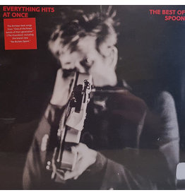 Spoon - Everything Hits At Once (The Best Of Spoon) LP (2019 Compilation)