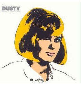 RK Dusty Springfield - Dusty - The Silver Collection LP (2017 Reissue Compilation)