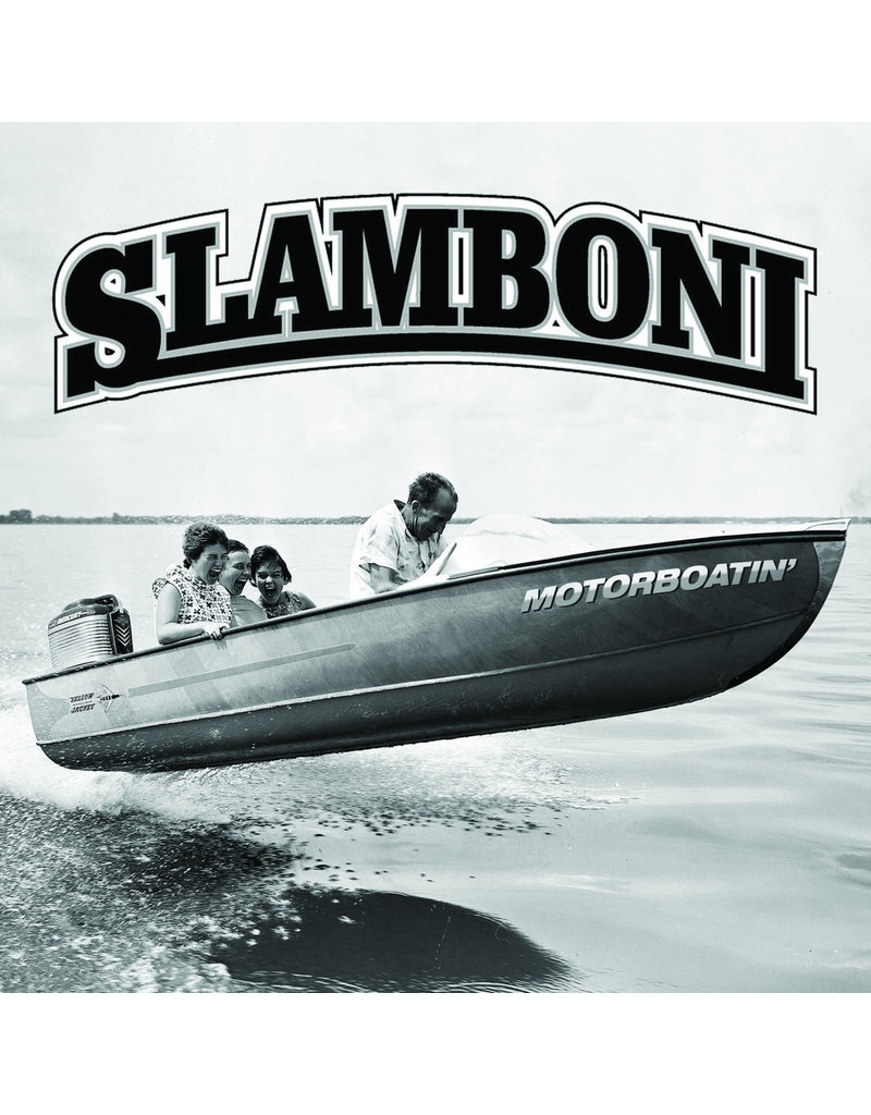 RK Slamboni - Motorboatin LP (2016)