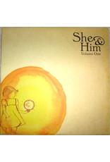 RK SHE & HIM - VOLUME ONE LP