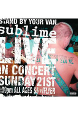 RK Sublime - Stand By Your Van (Live) LP (2016 Reissue), Remastered