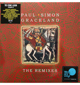 RK PAUL SIMON - GRACELAND - THE REMIXES