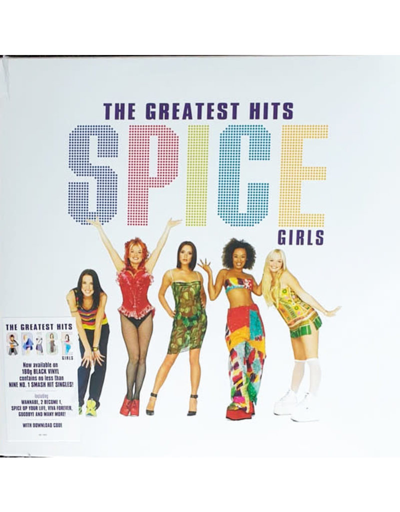 Spice Girls - Greatest Hits LP