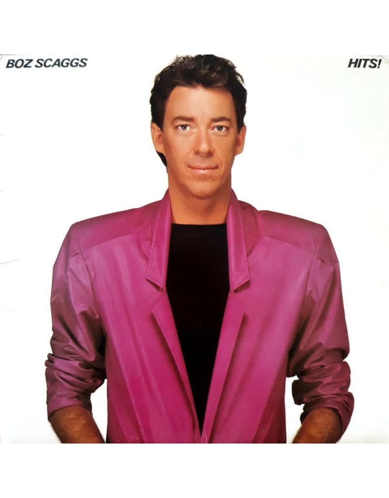 RK BOZ SCAGGS - HITS LP