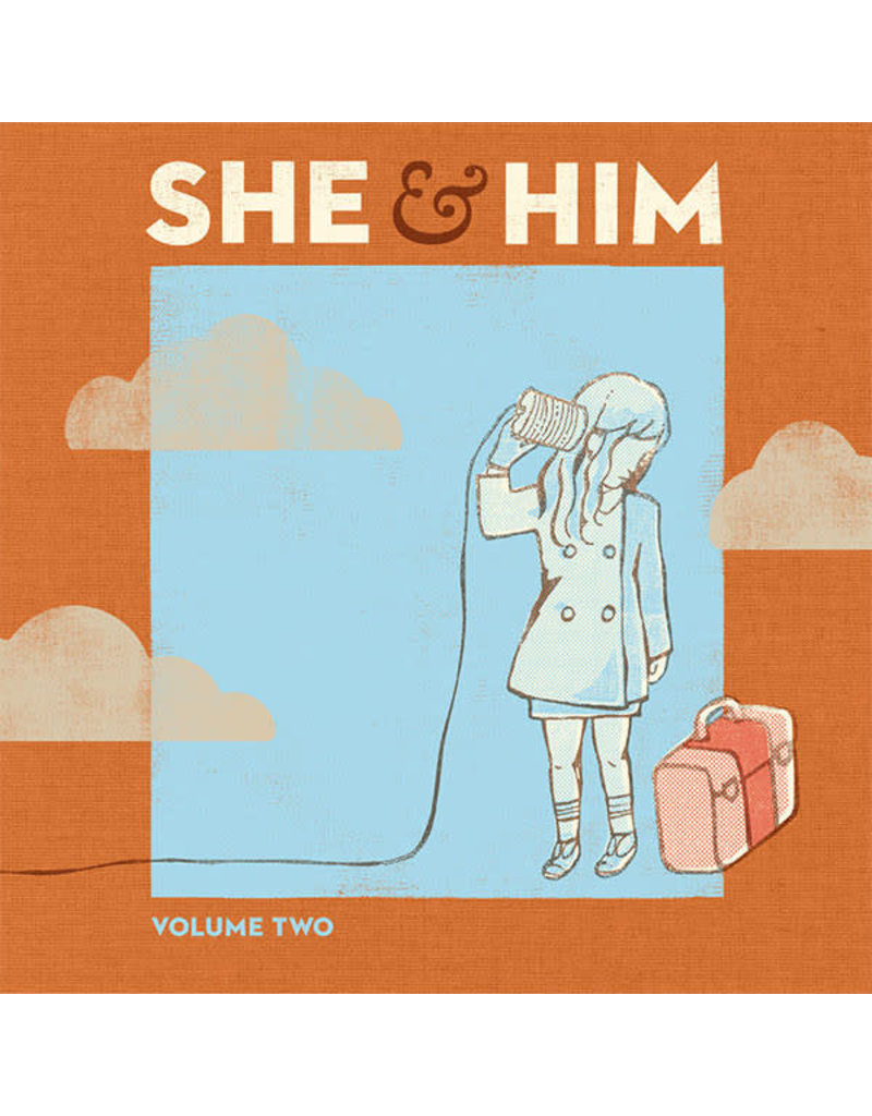 RK SHE & HIM - VOLUME TWO LP