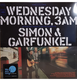 RK SIOMON & GARFUNKEL - WEDNESDAY MOENING, 3AM