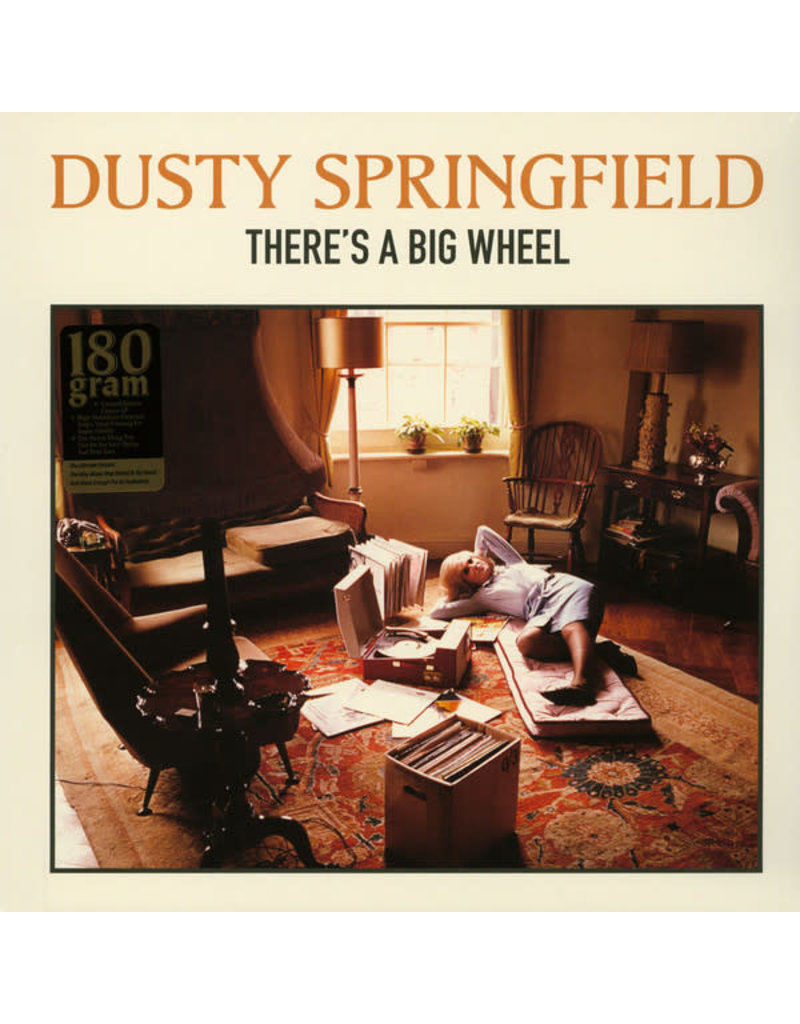 RK DUSTY SPRINGFIELD - THERE'S A BIG WHEEL