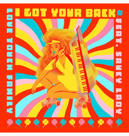 """Love Touch Family - I Got Your Back feat. Saucy Lady 7"""" (2020)"""