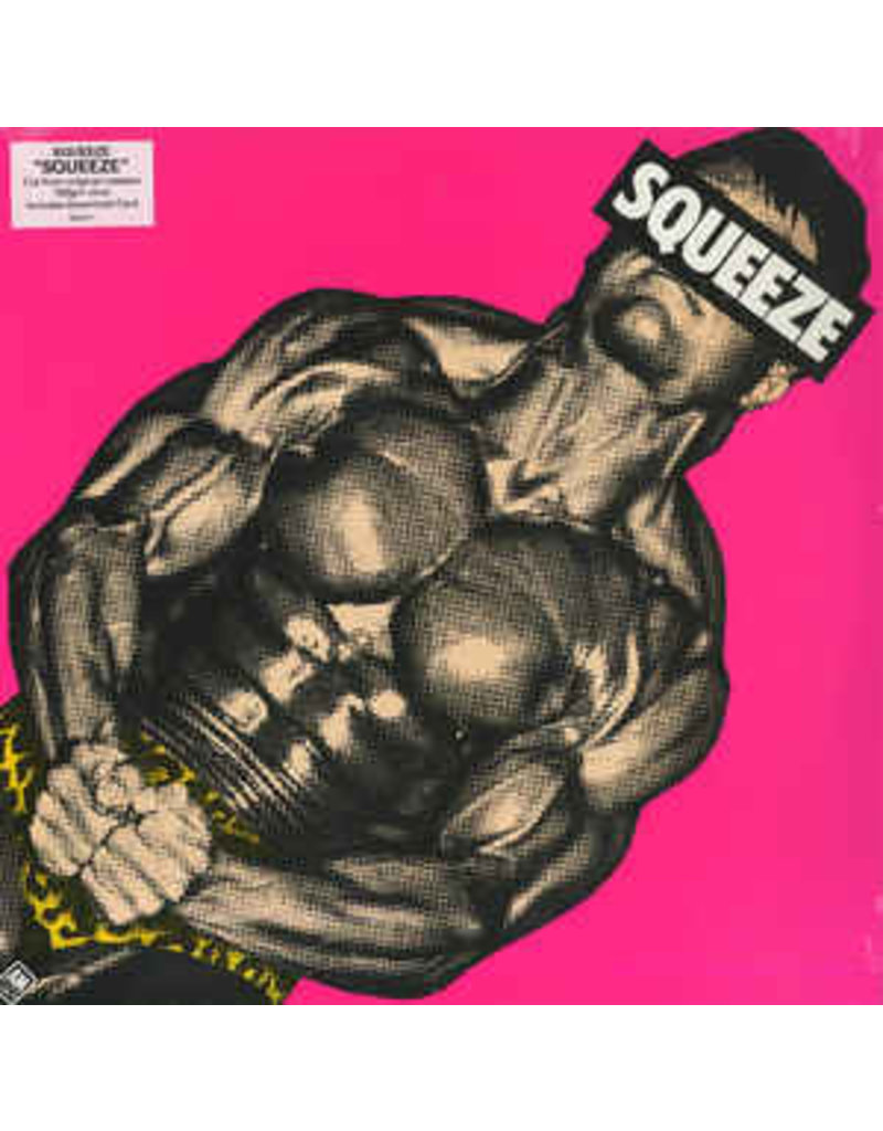 RK Squeeze - S/T LP (2017), 180g