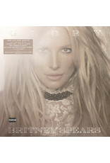 PO Britney Spears - Glory 2LP (2016), Deluxe Edition