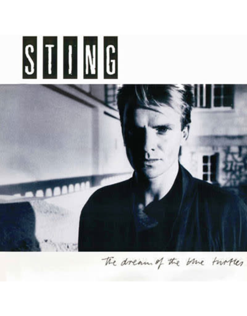 RK Sting - The Dream Of The Blue Turtles LP (2016 Reissue)