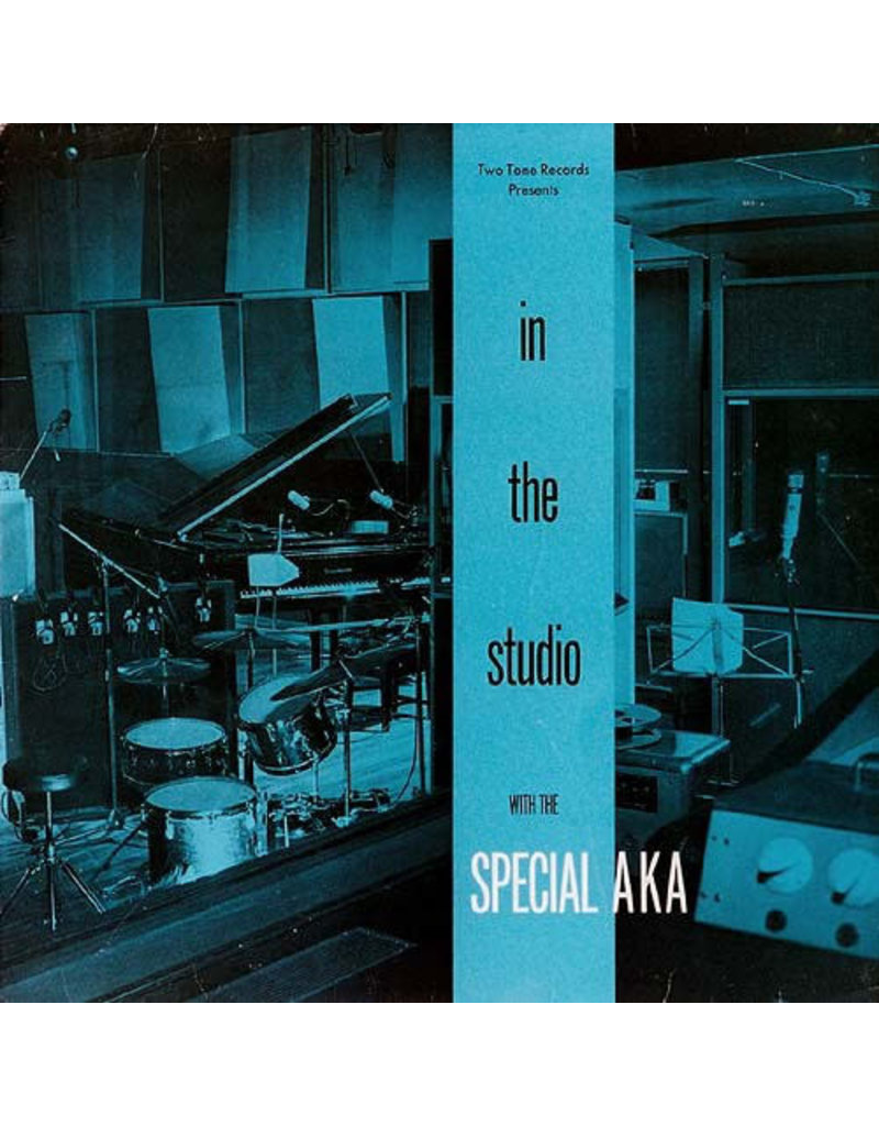 RK SPECIAL AKA - IN THE STUDIO LP (180G)