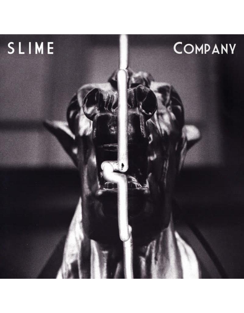 Slime - Company LP (2015), 180g Virgin Vinyl