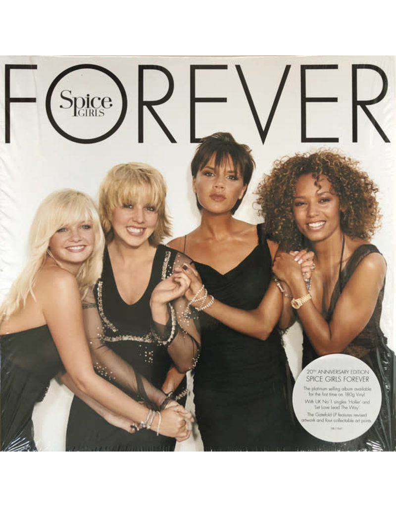 Spice Girls - Forever LP (2020), 180g, 20th Anniversary