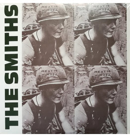 RK SMITHS - MEAT IS MURDER (Reissue, Remastered 2012)