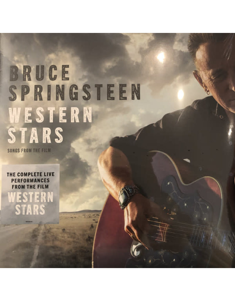 Bruce Springsteen - Western Stars: Songs From the Film 2LP