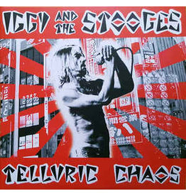 RK Iggy And The Stooges - Telluric Chaos 2LP (2016 Reissue), Limited 1800, Colour Vinyl