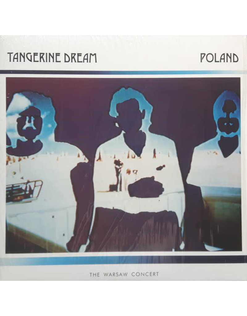 RK TANGERINE DREAM - POLAND: THE WARSAW CONCERT 2LP [RSD2019]