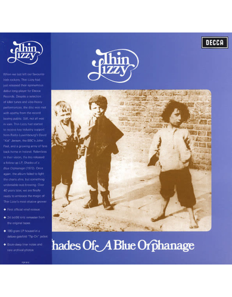 RK Thin Lizzy – Shades Of A Blue Orphanage