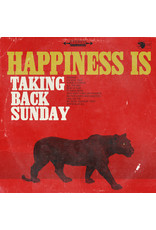 RK Taking Back Sunday ‎– Happiness Is  LP