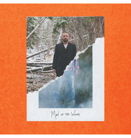 PO JUSTIN TIMBERLAKE - MAN OF THE WOODS