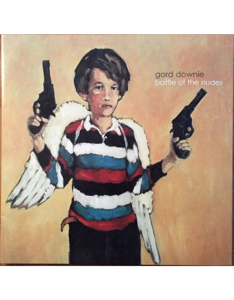 RK GORD DOWNIE - BATTLE OF THE  NUDES LP