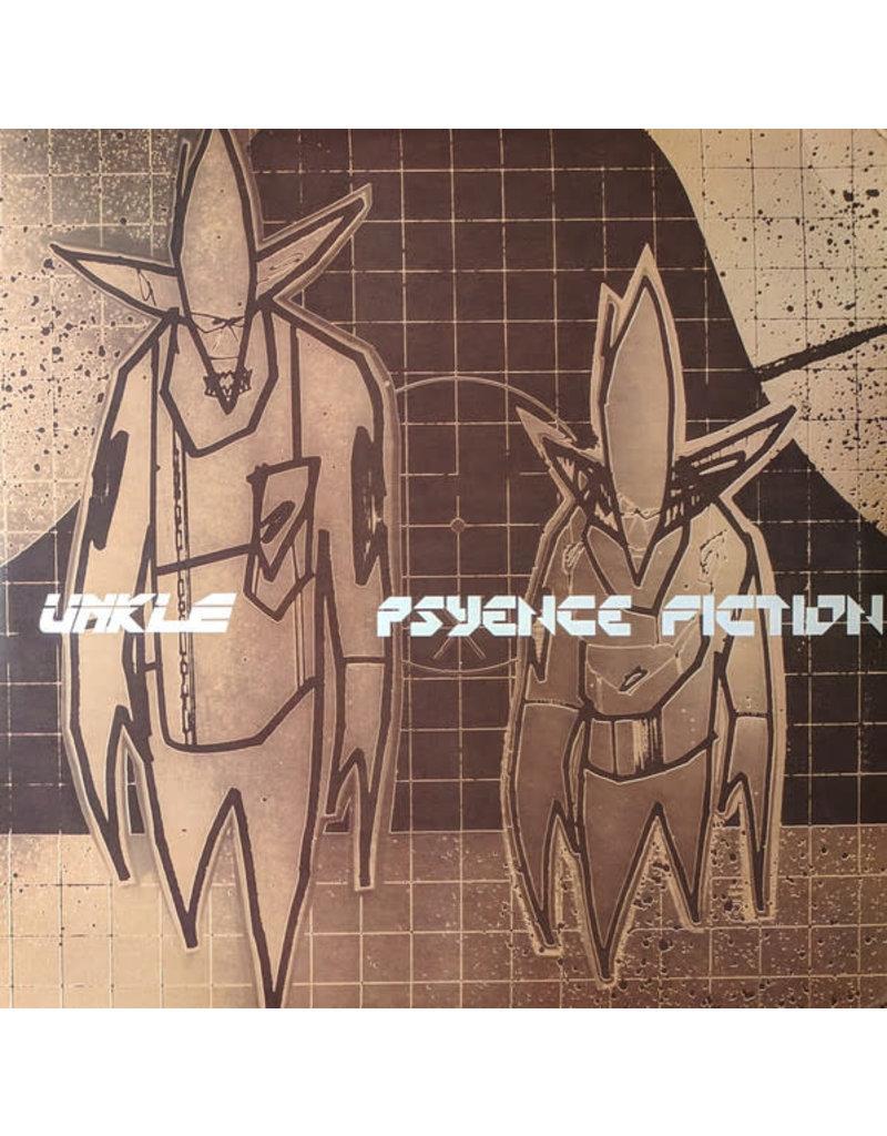 RK UNKLE - PSYENCE FICTION 2LP