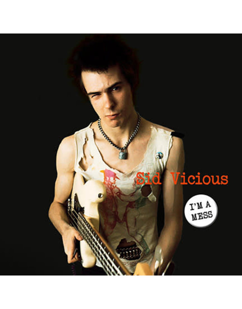 RK SID VICIOUS - I'M A MESS LP (2018 Reissue)