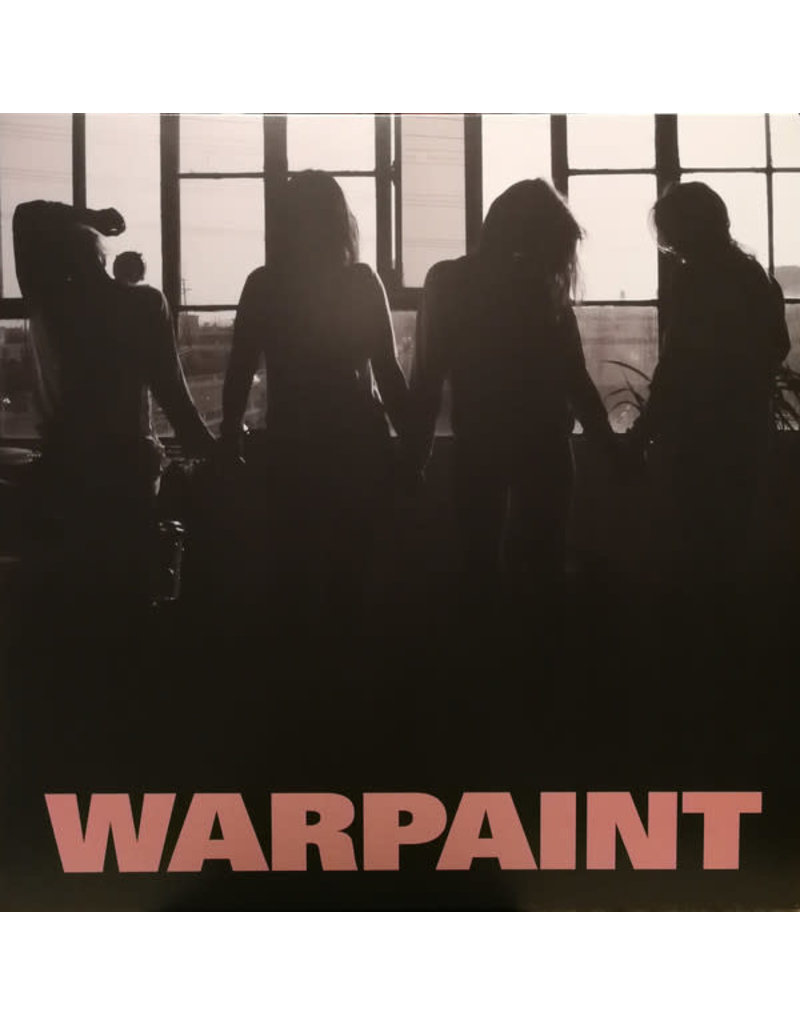 RK WARPAINT - HEADS UP 2LP
