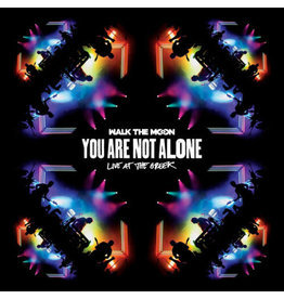 Walk The Moon - You Are Not Alone (Live At The Greek) 2LP (2016)